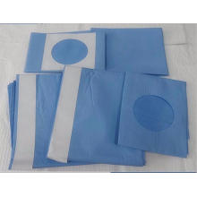 Disposable Fenestration Surgical Drape With Aperture Hole